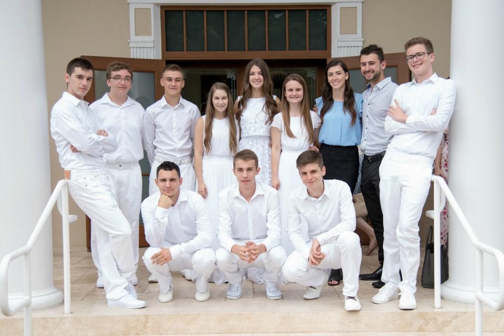 GRACE ROMANIAN BAPTIST CHURCH